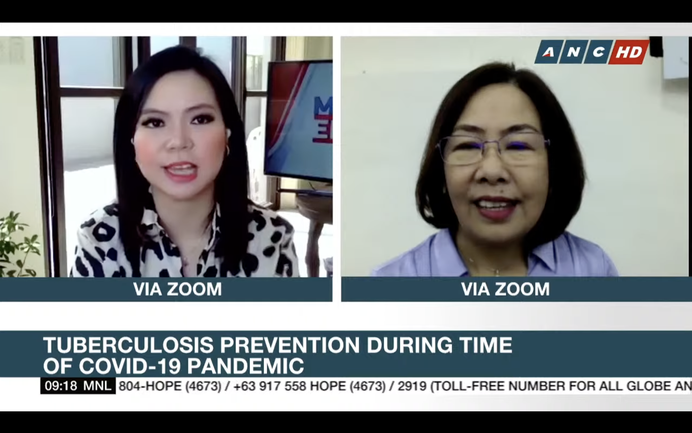 TB Prevention During Time of COVID-19 Pandemic