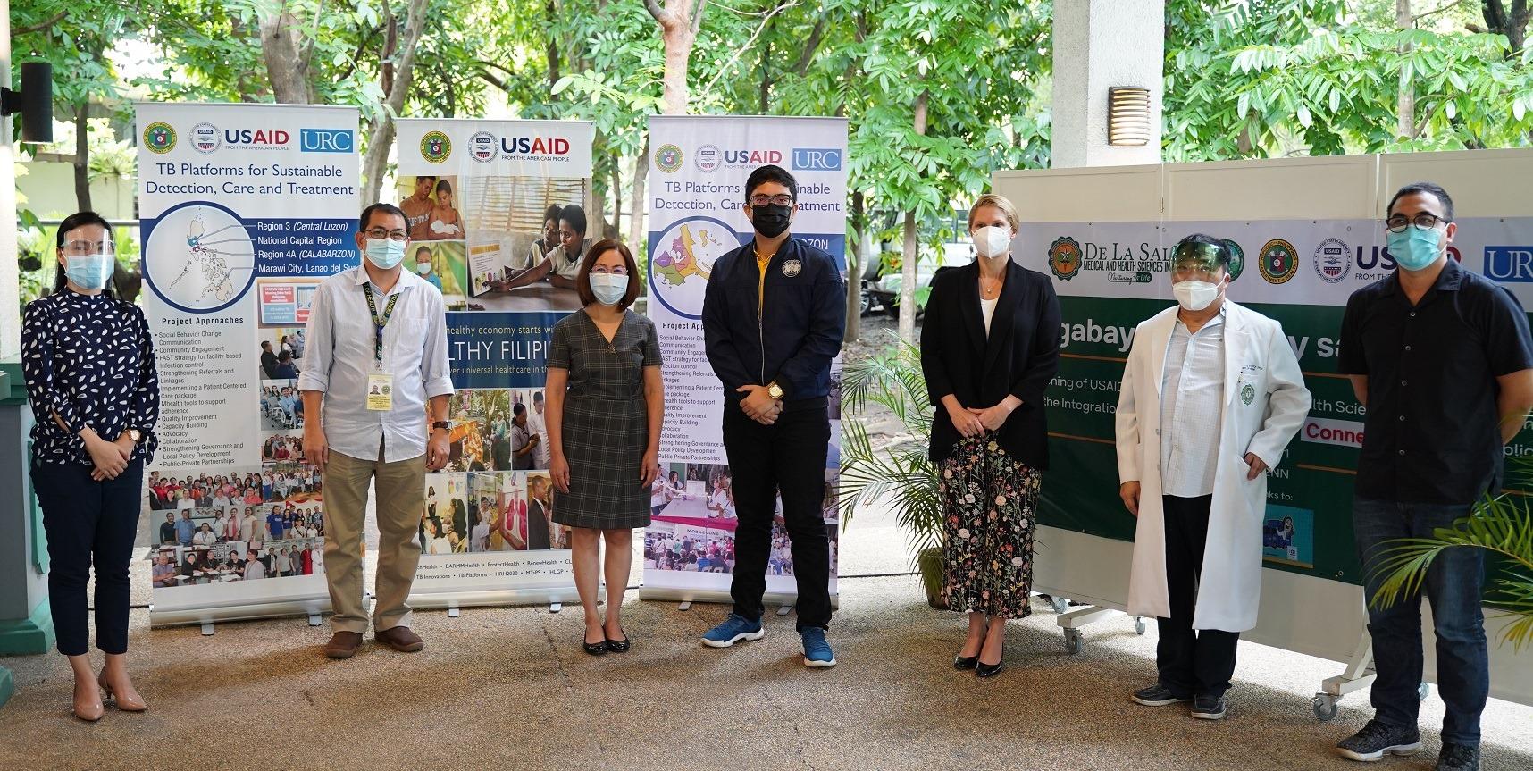 ConnecTB helps kagabay monitor TB treatment adherence