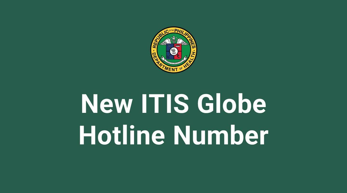 KMITS updates ITIS Globe hotline number