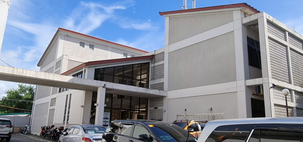 National Tuberculosis Reference Laboratory, Philippines